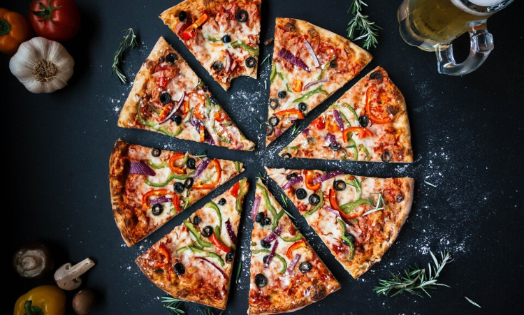 grossiste mélange pour pizza