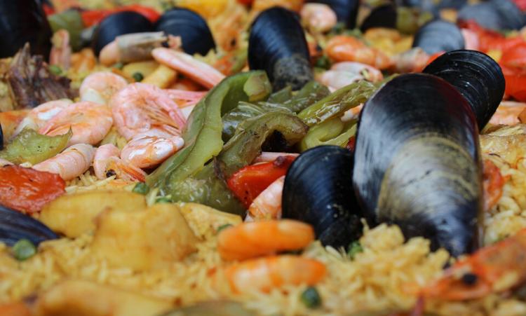 grossiste épices à Paella