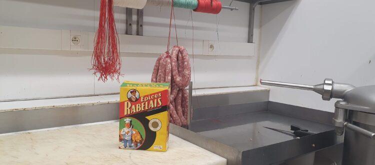 saucisse de marseille épices