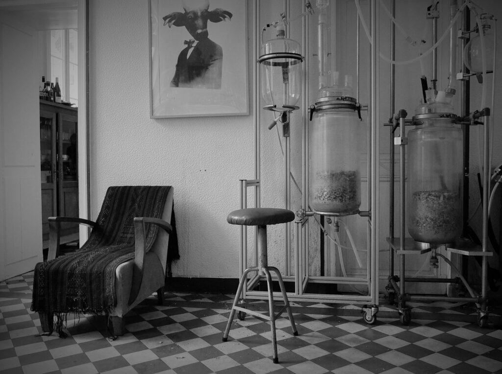 Image de la distillerie d'Audemus Spirits