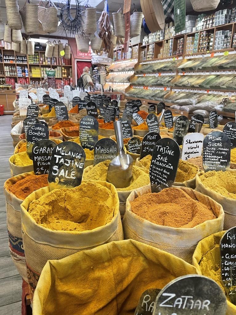 boutique Saladin épices marseille grossiste